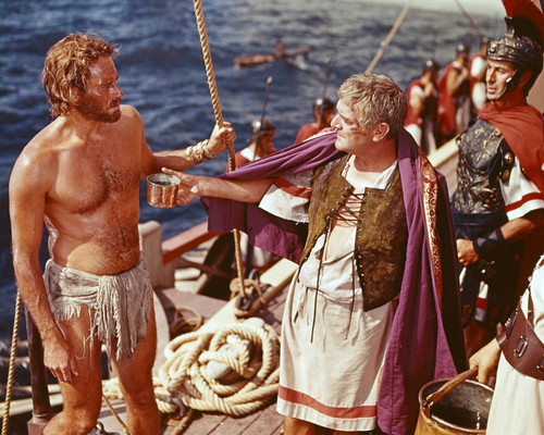 Picture of Jack Hawkins in Ben-Hur