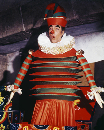 Picture of Dick Van Dyke in Chitty Chitty Bang Bang