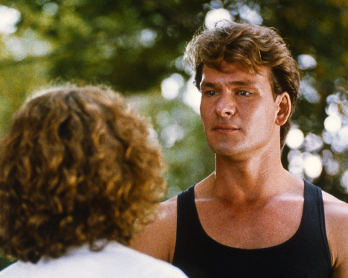 Picture of Patrick Swayze in Dirty Dancing