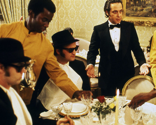 Picture of Dan Aykroyd in The Blues Brothers