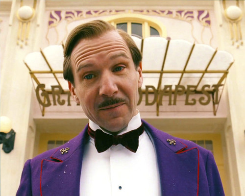 Picture of Ralph Fiennes in The Grand Budapest Hotel
