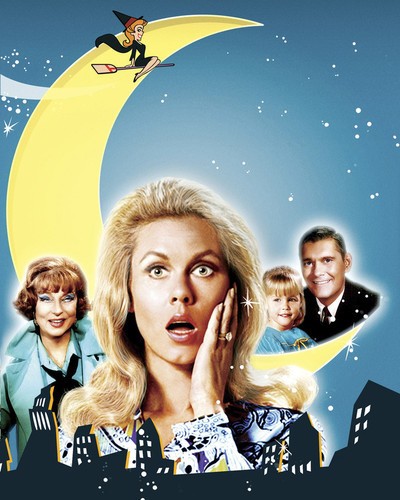 Picture of Elizabeth Montgomery in Bewitched