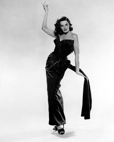 Picture of Jane Russell in The Revolt of Mamie Stover