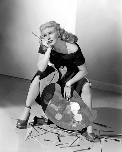 Picture of Ginger Rogers in It Had to Be You