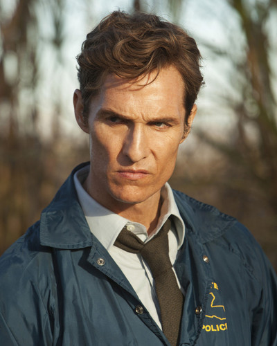 Picture of Matthew McConaughey in True Detective