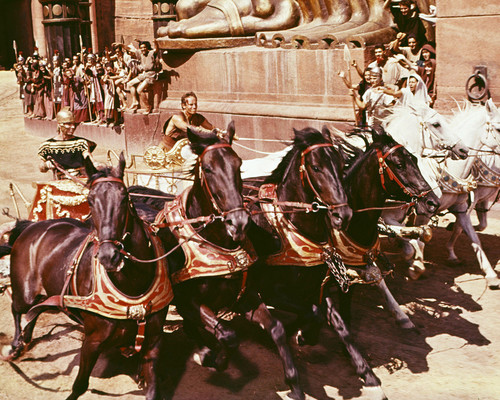 Picture of Charlton Heston in Ben-Hur