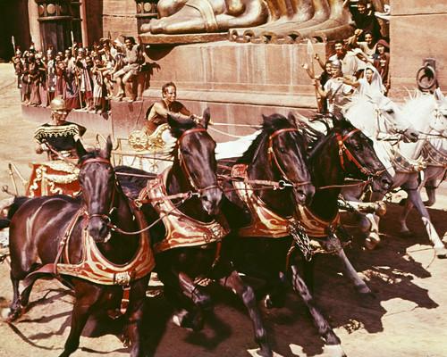 Picture of Charlton Heston in Ben-Hur
