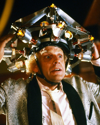 Picture of Christopher Lloyd in Back to the Future