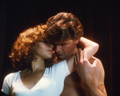 Picture of Jennifer Grey in Dirty Dancing