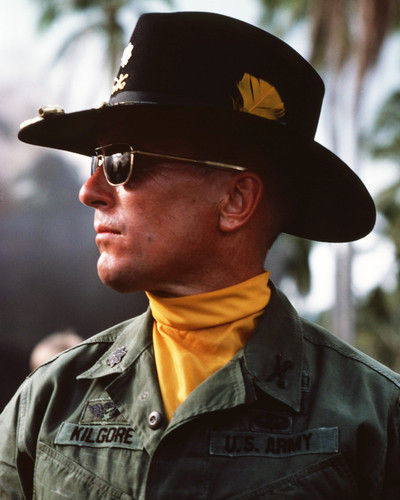 Picture of Robert Duvall in Apocalypse Now