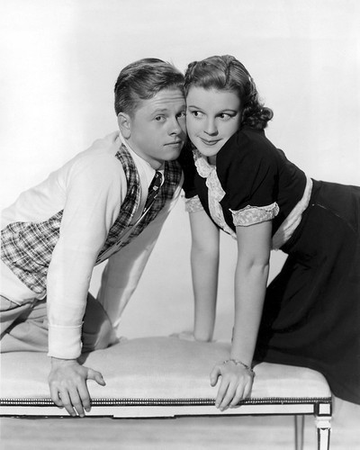Picture of Mickey Rooney in Love Finds Andy Hardy