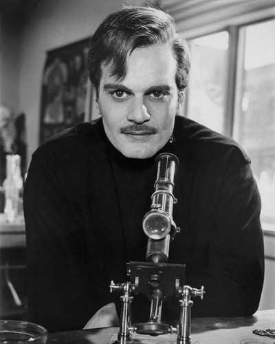Picture of Omar Sharif in Doctor Zhivago