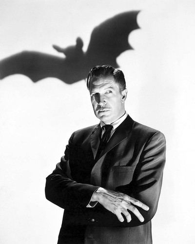 Picture of Vincent Price in The Bat
