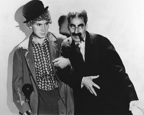 Picture of Groucho Marx in Monkey Business