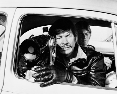 Picture of Charles Bronson in The Mechanic
