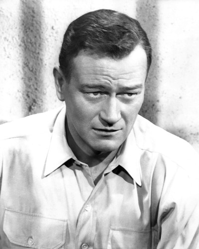 Picture of John Wayne in Hatari!