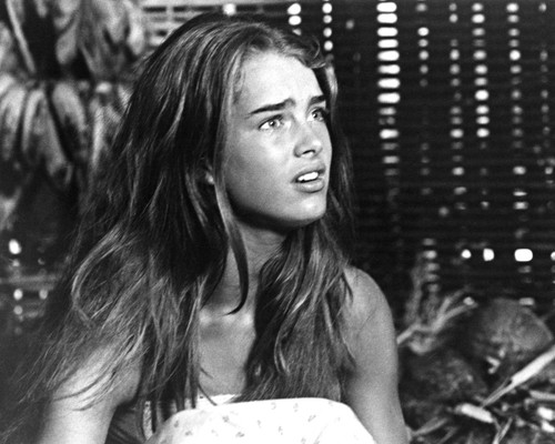 Picture of Brooke Shields in The Blue Lagoon