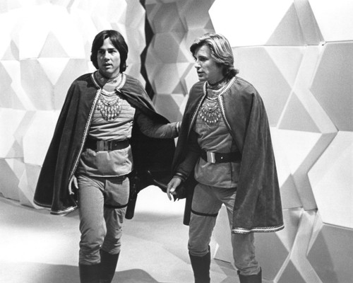 Picture of Dirk Benedict in Battlestar Galactica