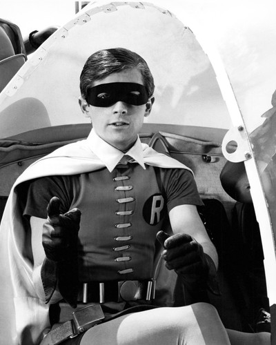Picture of Burt Ward in Batman