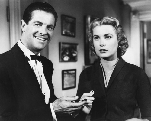 Picture of Grace Kelly in Dial M for Murder