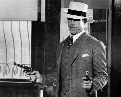 Picture of Warren Beatty in Bonnie and Clyde