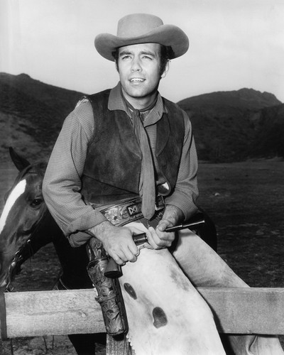 Picture of Pernell Roberts in Bonanza