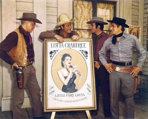 Picture of Lorne Greene in Bonanza