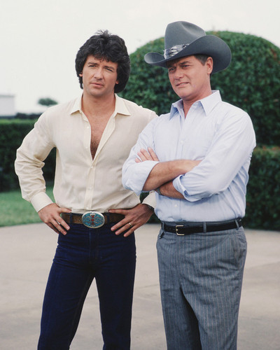 Picture of Patrick Duffy in Dallas