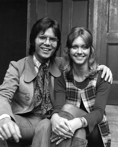 Picture of Cliff Richard in Cliff Richard & Olivia Newton-John