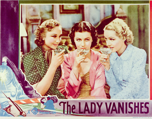 Picture of The Lady Vanishes