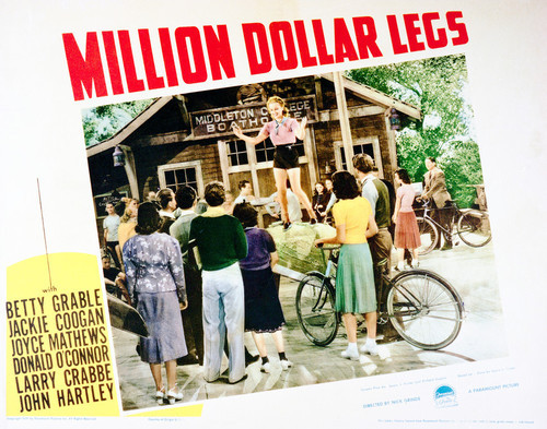 Picture of Million Dollar Legs