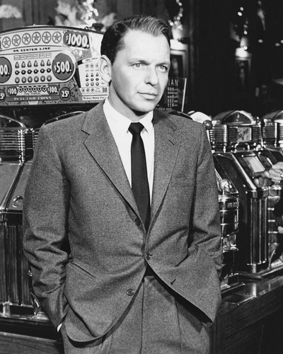 Picture of Frank Sinatra in Ocean's Eleven