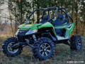 "SuperATV Arctic Cat Wildcat & Wildcat X 3.5"" Lift Kit"
