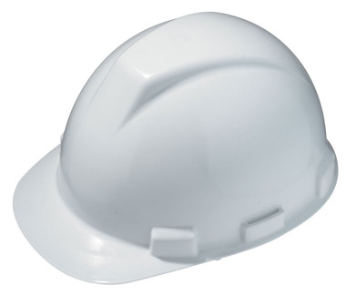 Tremblant Hard Hat w/ Ratchet - CSA, Type 1 - Dynamic HP741/R White