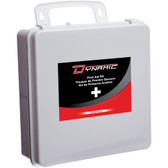 British Columbia 24 Unit First Aid Kit Basic with Rescue Breather