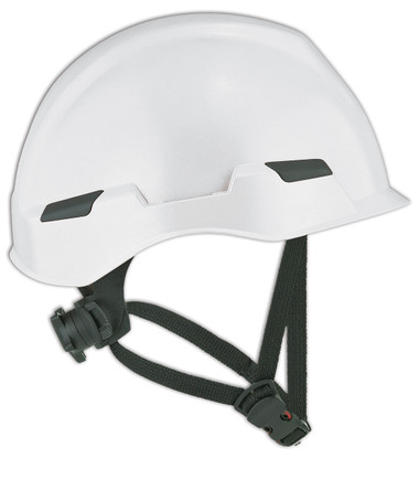 Rocky Rescue Hard Hat w/ /Ratchet - CSA, Type 1 - Dynamic HP141R White