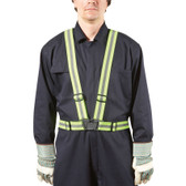 Adjustable Hi-Vis Safety Sash/Belt - Dynamic - TSHG32 front