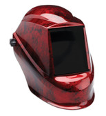 Dyna-Star Welding Helmet with Flames | ADF | Dynamic