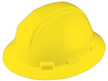 Kilimandjaro Hard Hat with Ratchet - CSA, Type 2, Dynamic - HP642R/02 Yellow