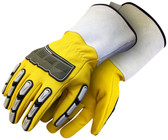 Specialty Impact Whole Wrist Mens Gloves