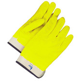 Hi-Viz PVC/NBR Coated Gloves (12PK)