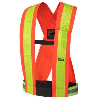 Adjustable Hi-Vi Safety Sash - Pioneer - 5593