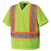 Hi-Vis Traffic Safety T-Shirt - CSA, Class 2 - Pioneer Startech - 5993P
