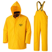 FR Heavy Duty PVC Rain Suit - 3-Piece - Pioneer - 571 Yellow