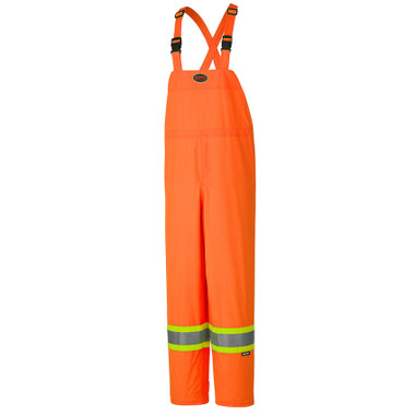 Hi-Vis Lightweight Waterproof Safety Bib Pant CSA, Class 2 Pioneer 5595
