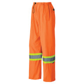Hi-Vis Lightweight Waterproof Safety Pant - CSA, Class 3 - Pioneer - 5600