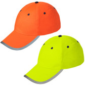 Hi-Vis Reflective Safety Ball Cap Pioneer 147/148