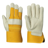 Fitter's Cowgrain Safety Glove -12 Pkg- Pioneer - 531