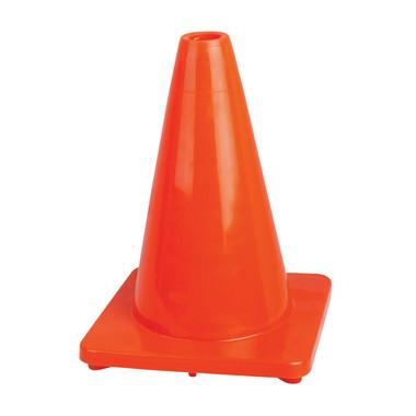 """Hi-Vis Flexible Safety Cone - 12"""" - Pioneer - 180P"""