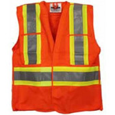 *SALE!* Hi-Vis Breathable Tear-Away Safety Vest | CSA, Class 2 | Viking